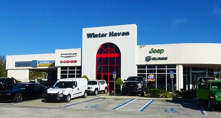 Winter Haven Dodge >> Dodge Chrysler Jeep Ram Of Winter Haven
